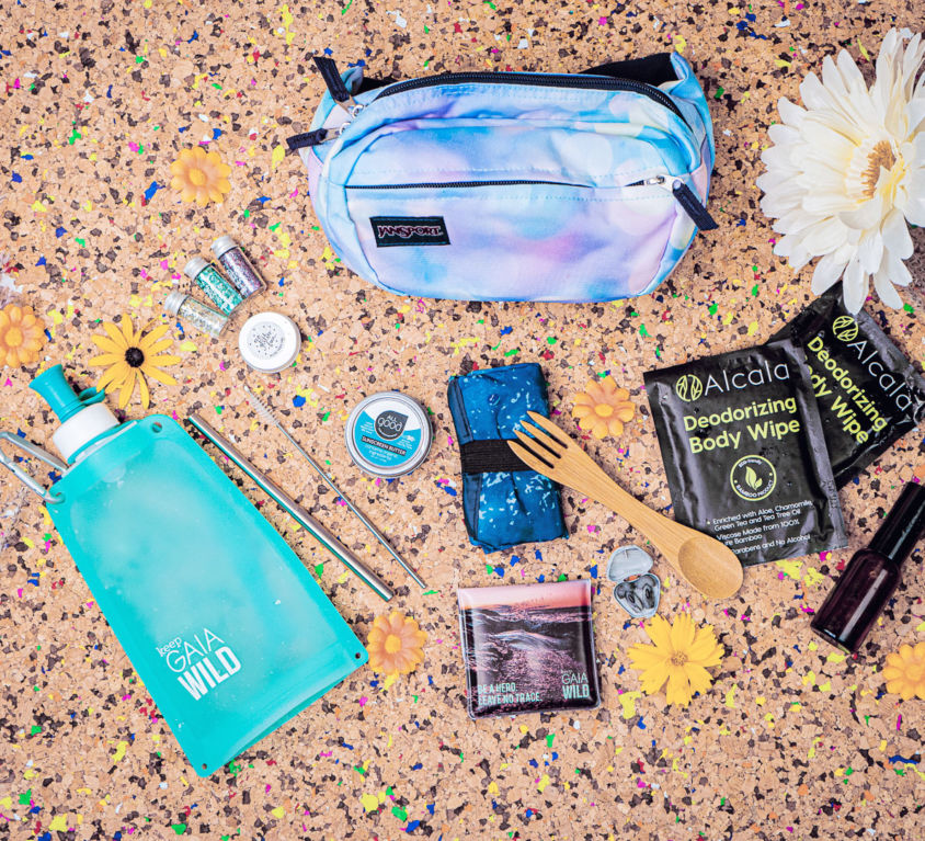 Traceless Festival Kit – 5th Ave